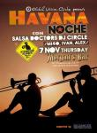 на 07 Ноември: HAVANA Noche 14 @ MORGAN's Bar con SALSA DOCTORS DJ Circle!