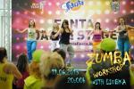 19 юли: ZUMBA CLASS with Liubka at SLV