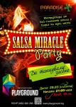 на 29 март: Salsa Miracle Party @ Playground