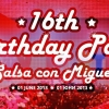 01 ���: 16th SALSA BIRTHDAY! DANCE STUDIO �SALSA CON MIGUEL� ����� �� 16 ������!