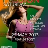 25 ���: SALSA PASSION SATURDAY + ��������� ���� �� ����� � ������!!